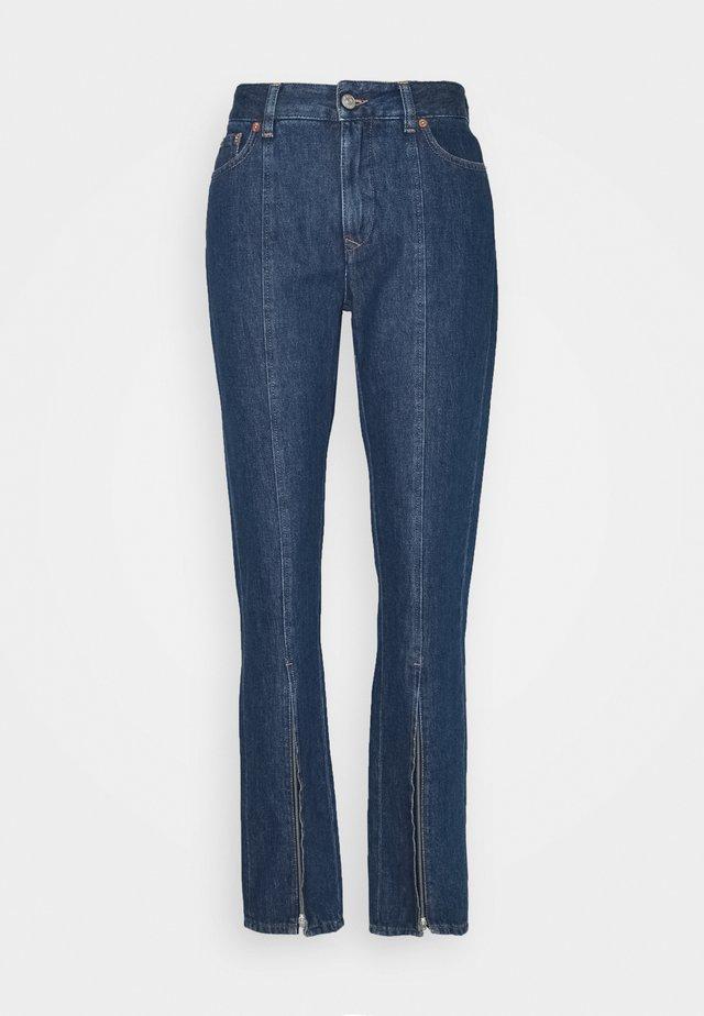 Straight leg -farkut - indigo