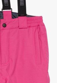 LEGO Wear - Snow pants - dark pink - 6