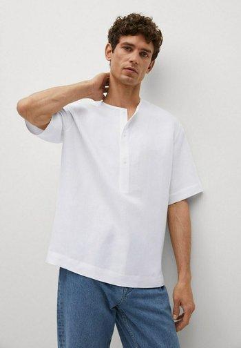 LOU - Shirt - hvit