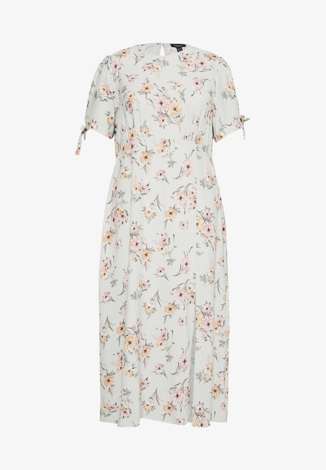 POPPY FLORAL MIDI - Day dress - green