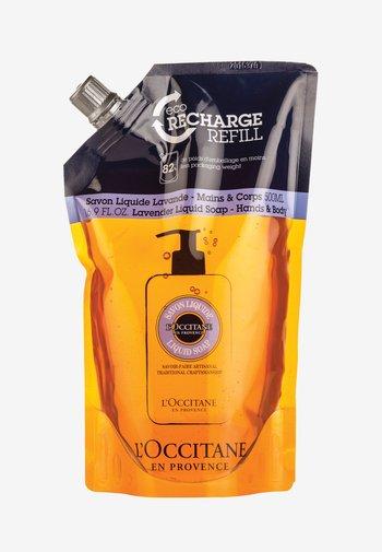 SHEA LAVENDER HANDS & BODY LIQUID SOAP REFILL - Liquid soap - -