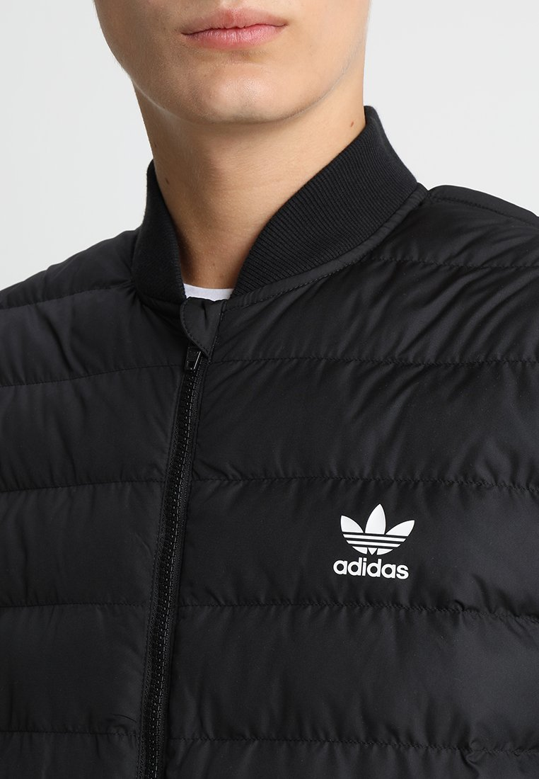 Originals Adidas Daunenjacke Winterjacke Gr XL Bomberjacke