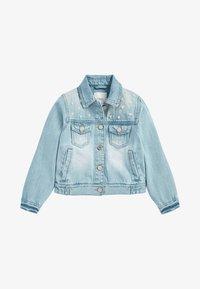 Next - Denim jacket - blue denim - 0