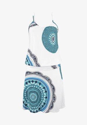 Beach accessory - blau bedruckt