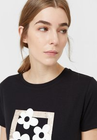 Stradivarius - T-shirts print - black