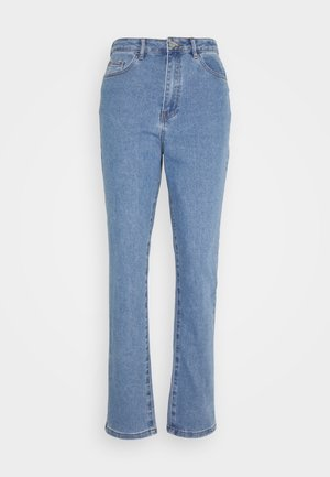 HIGHWAISTED COMFORT STRETCH  - Jeans relaxed fit - blue