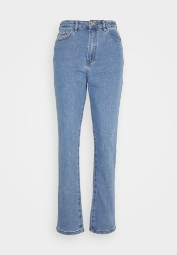 HIGHWAISTED COMFORT STRETCH  - Džíny Relaxed Fit - blue