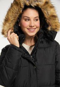 myMo - Winter coat - schwarz - 3