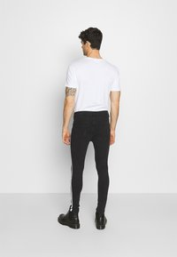 Brave Soul - REFLECT - Jeans Skinny Fit - charcoal wash - 2
