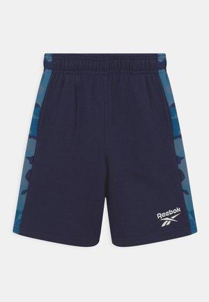 CAMO - Pantalon de survêtement - blue