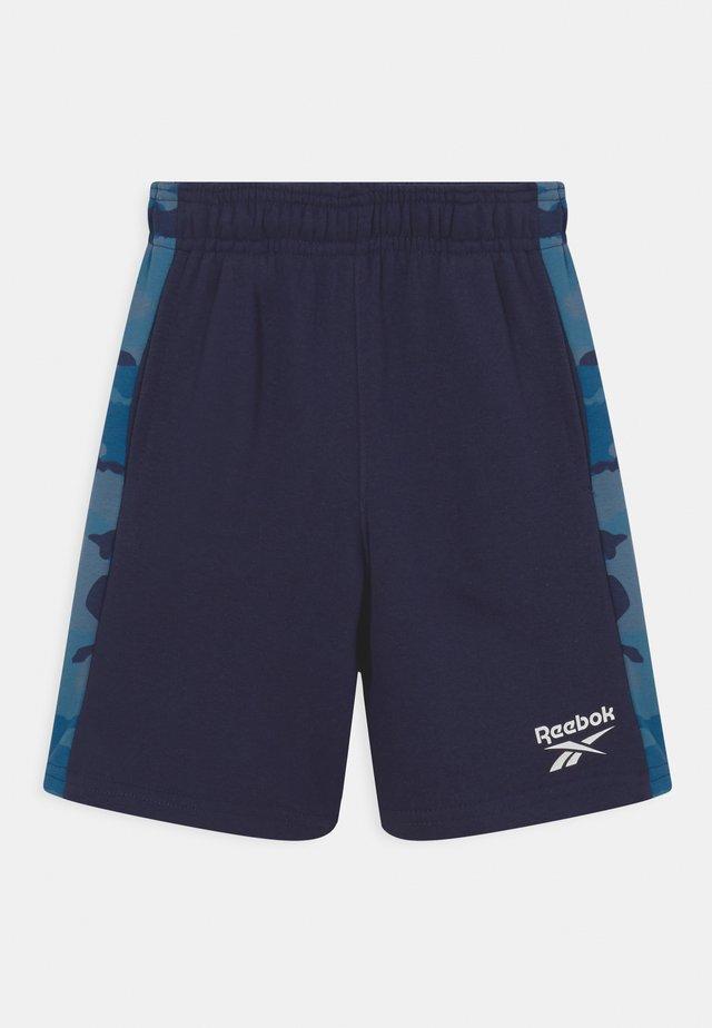 CAMO - Pantaloni sportivi - blue