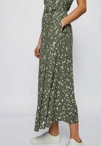 BOSS - DILEMMA - Maxi dress - olive - 3