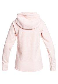 Roxy - ELECT FEELIN - Fleece jacket - silver pink - 6