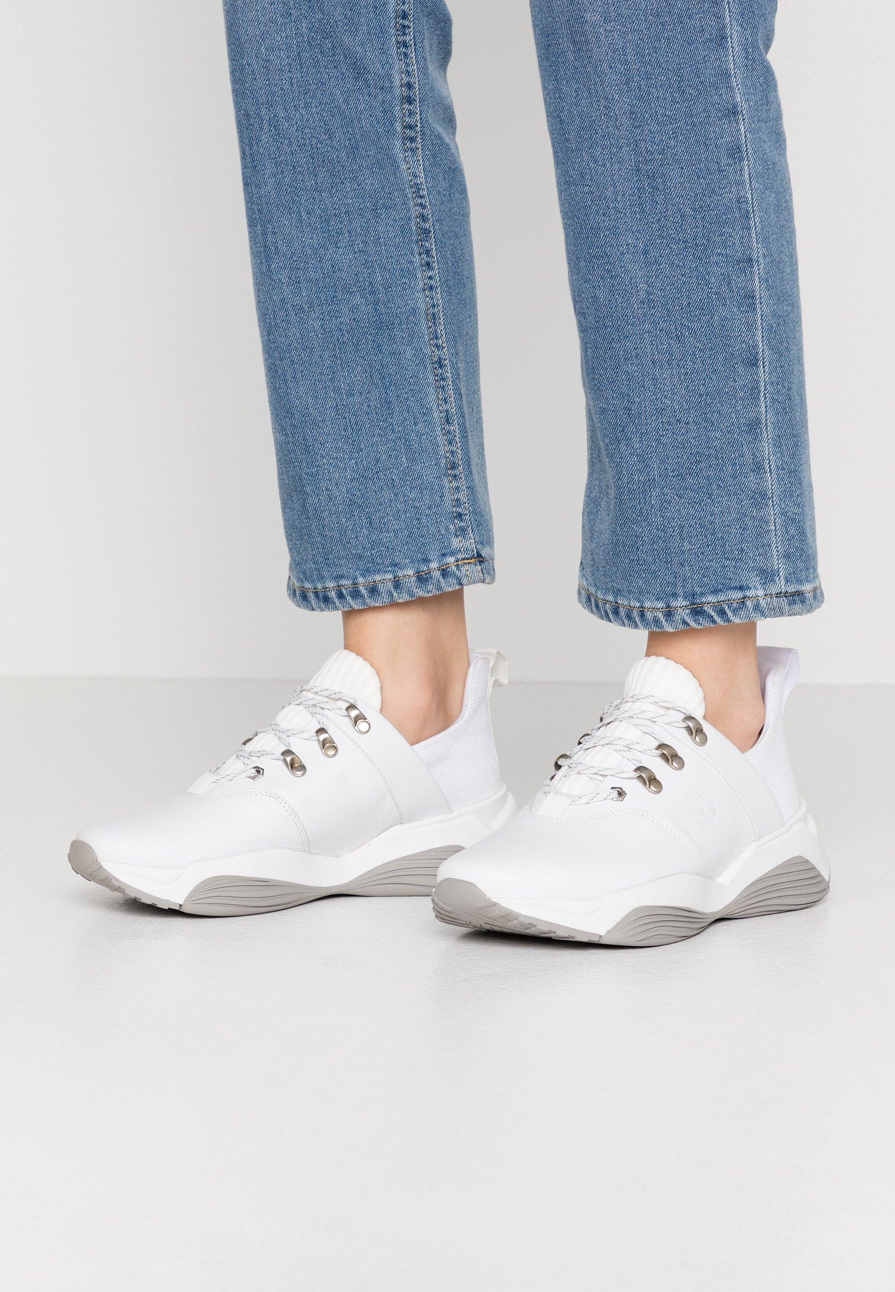 Timberland Emerald Bay Sneakers Laag White Wit Zalando Nl