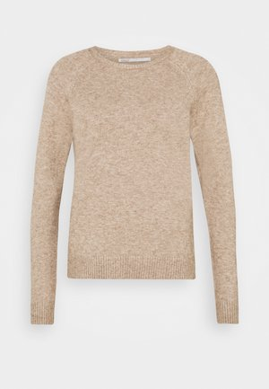 ONLLESLY KINGS PULLOVER - Jumper - beige