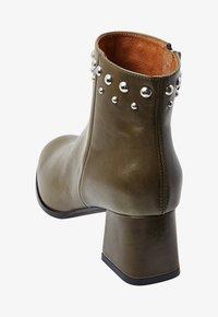 RISA - Classic ankle boots - grün - 1
