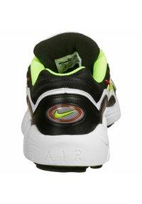 Nike Sportswear - Sneakers - black/volt-habanero red-white - 3