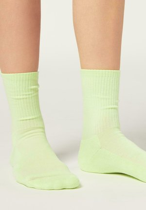 Socks - grun neon light green