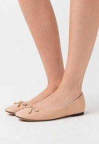 PARFOIS - Ballet pumps - nude - 0