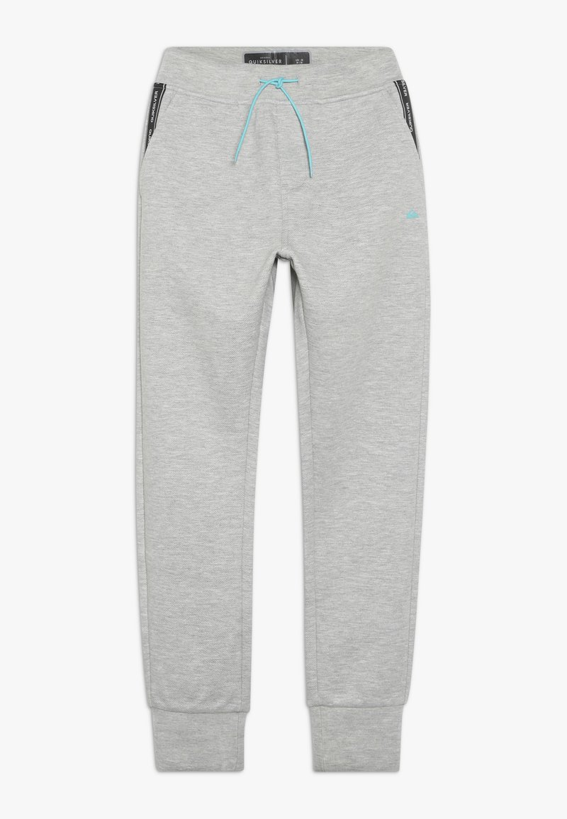 Quiksilver - OHOPE CARVE PANT - Tracksuit bottoms - light grey heather