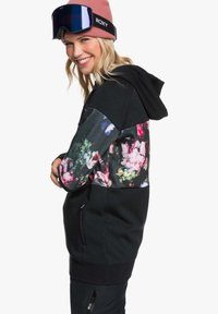 Roxy - LIBERTY HOODIE - Hoodie - true black blooming party - 2
