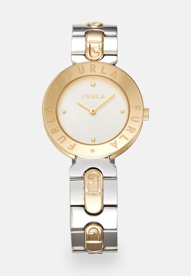 FURLA ESSENTIAL - Montre - silver-coloured/gold-coloured