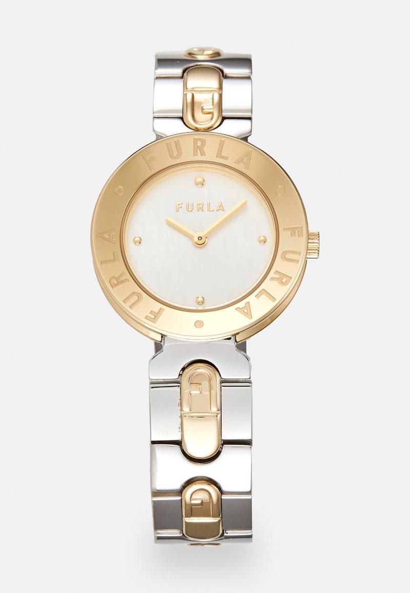 Furla - FURLA ESSENTIAL - Watch - silver-coloured/gold-coloured
