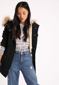Pimkie - Winter coat - schwarz - 3