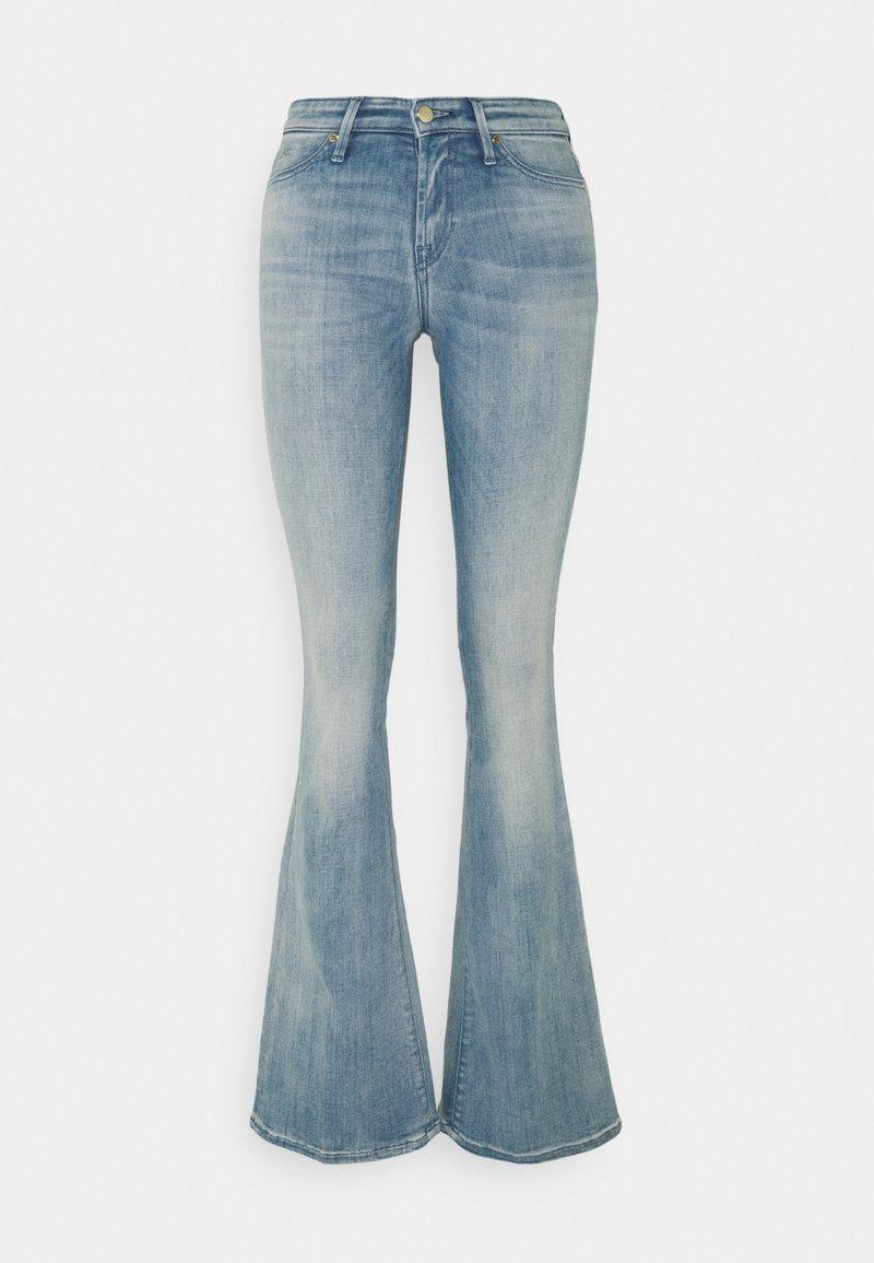 Denham - FARRAH - Flared Jeans - blue