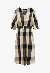 Mango - Day dress - schwarz - 5
