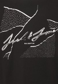 Jack & Jones - JORRON TEE CREW NECK - T-shirt con stampa - black - 2