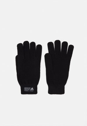 ESSENTIALS SPORTS GLOVES UNISEX - Fingerhandschuh - black/white