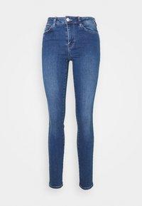 TOM TAILOR DENIM - NELA - Jeans Skinny Fit - used mid stone blue - 0