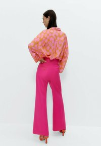 Uterqüe - Button-down blouse - multi coloured - 2