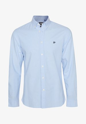 SLIM FIT - Shirt - blue