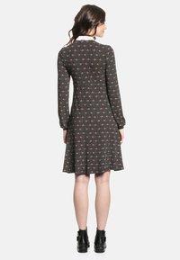 Vive Maria - SWEET ROSE SCHOOL  - Day dress - schwarz allover - 1