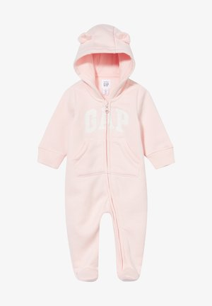 LOGO - Jumpsuit - pink cameo
