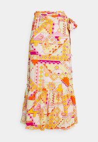 Never Fully Dressed - LOLA WRAP SKIRT - Maxi skirt - multi - 4