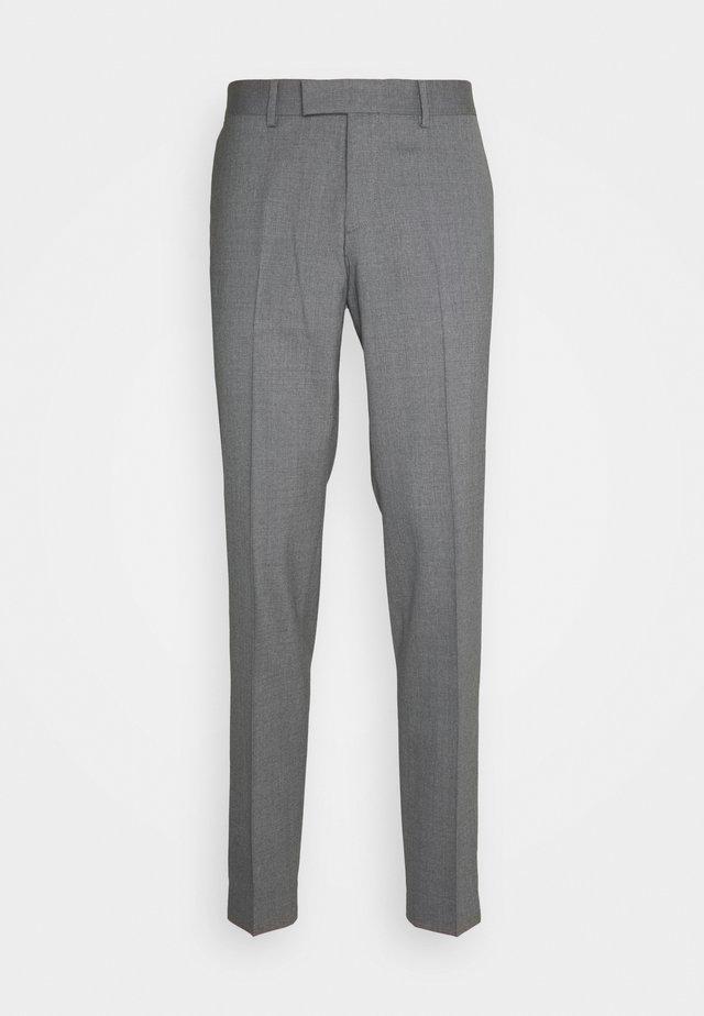 TORDON - Dressbukse - grey