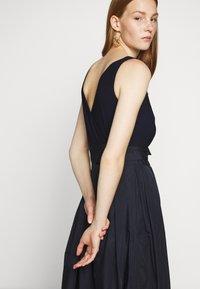 Lauren Ralph Lauren - MEMORY LONG GOWN COMBO - Occasion wear - lighthouse navy - 2