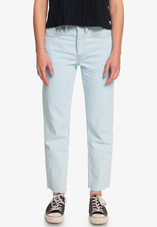 Straight leg jeans - ice