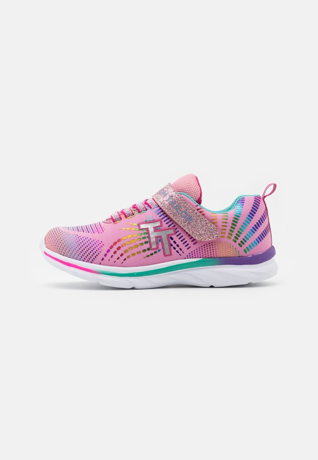 Sneakers laag - rose/multicolor