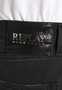 Replay - Straight leg jeans - black - 3