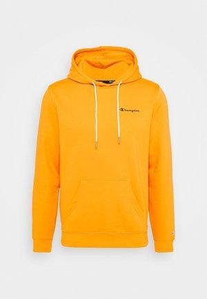HOODED - Hoodie - orange