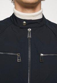 Belstaff - WEYBRIDGE - Summer jacket - dark ink - 5