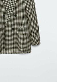 Massimo Dutti - Short coat - black - 5