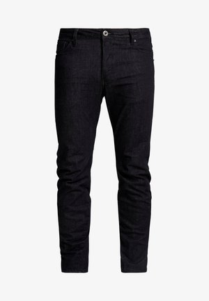 TOBOG 3D RELAXED TAPERED - Relaxed fit jeans - nep denim rinsed