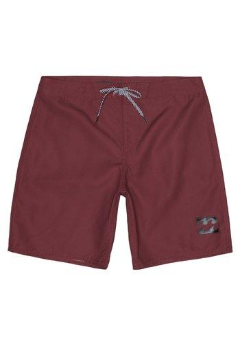 ALL DAY OG - Swimming shorts - blood