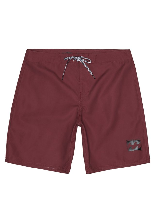ALL DAY OG - Swimming shorts - blood