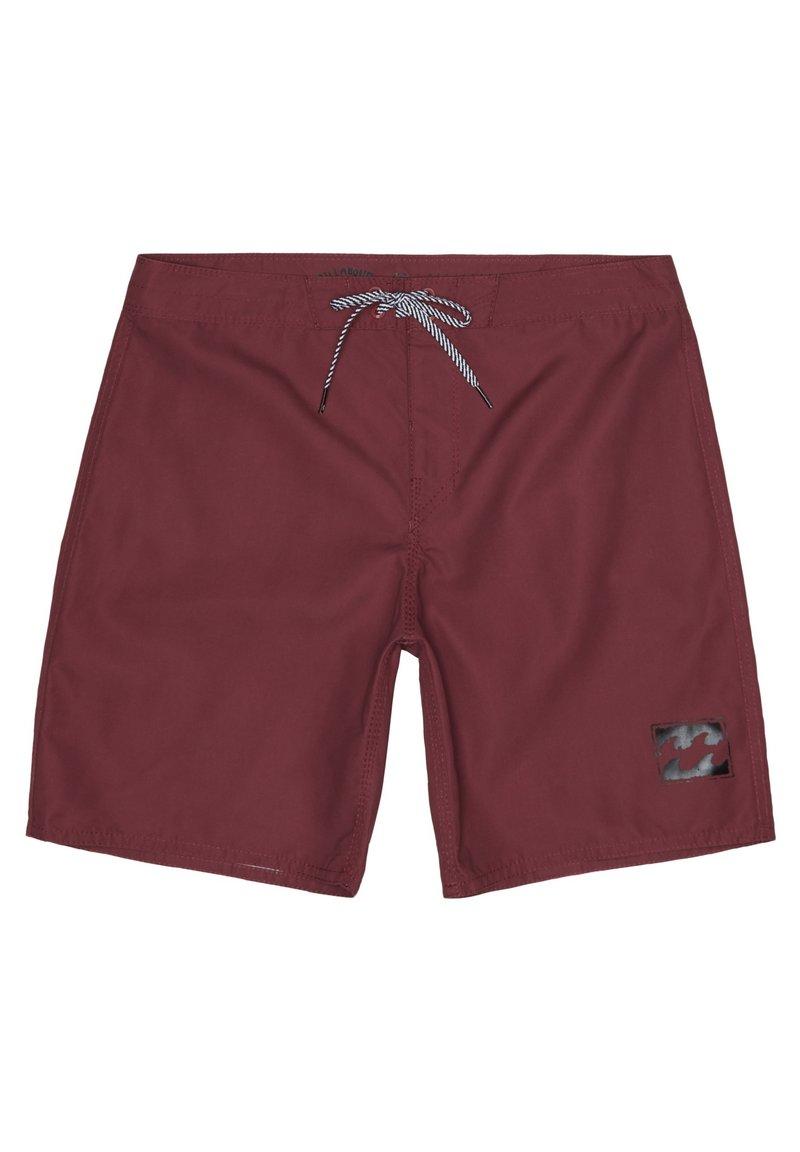 Billabong - ALL DAY OG - Shorts da mare - blood